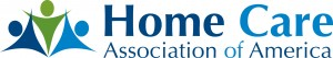 Home Care Association of America logo 4-color large